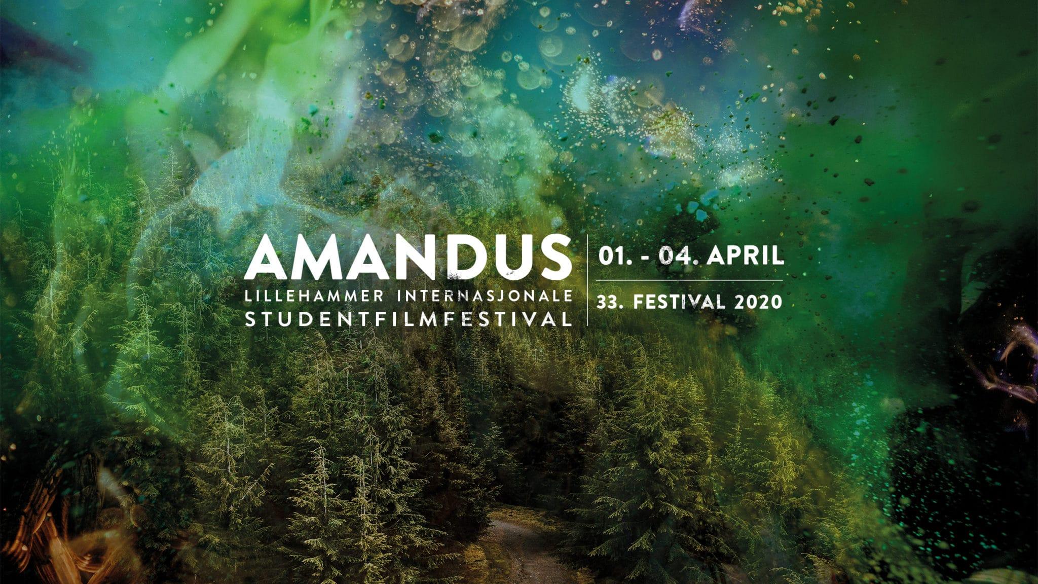 Amnadusfestivalens plakat