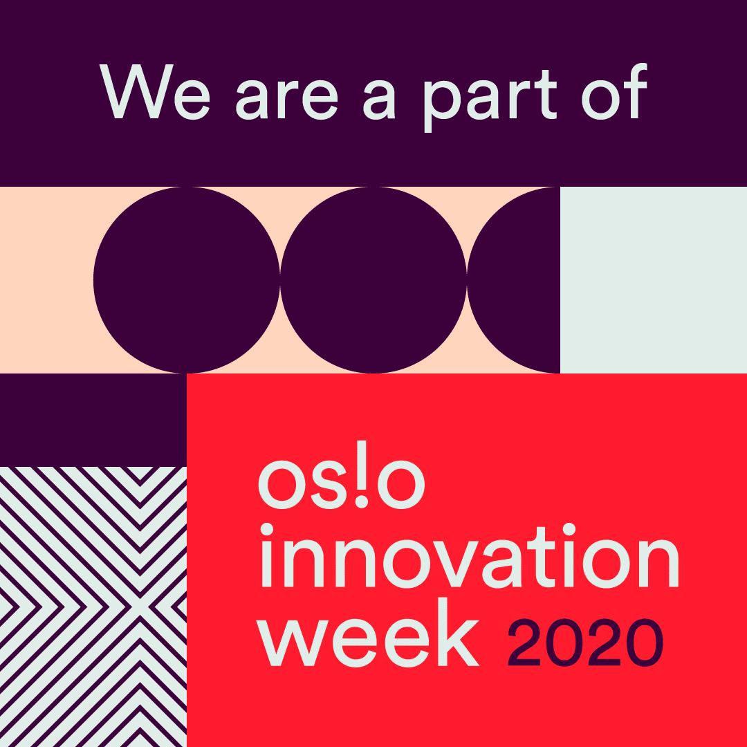 Oslo Innovation Week plakat