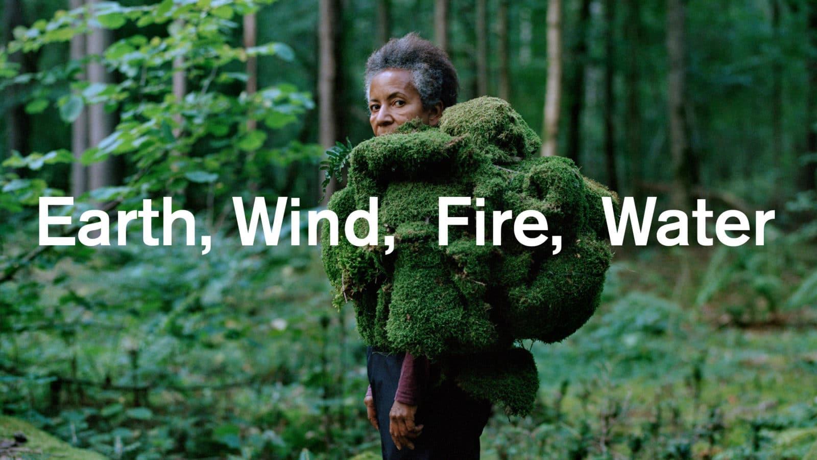 Earth, Wind, Fire, Water plakat